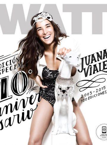 Tapa Revista Watt 100