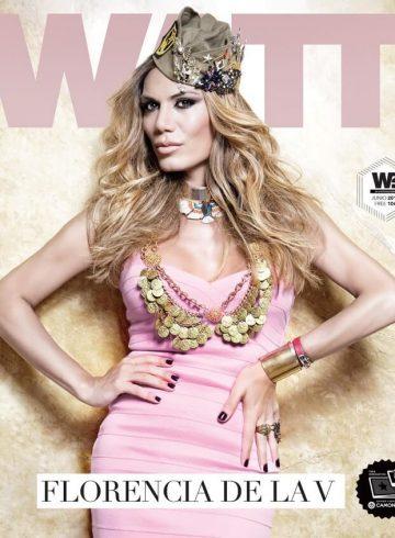 Tapa Revista Watt 104