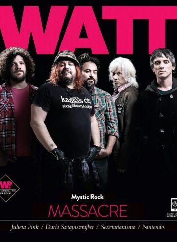 Tapa Revista Watt 97