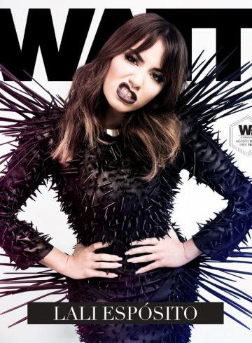 Tapa Revista Watt 106