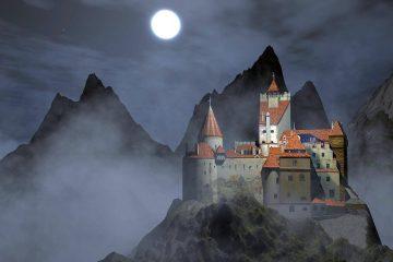 halloween, castillo, revista watt,