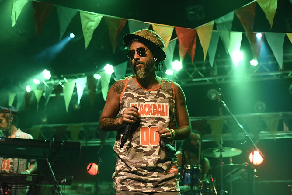 Blackdali reggae festival