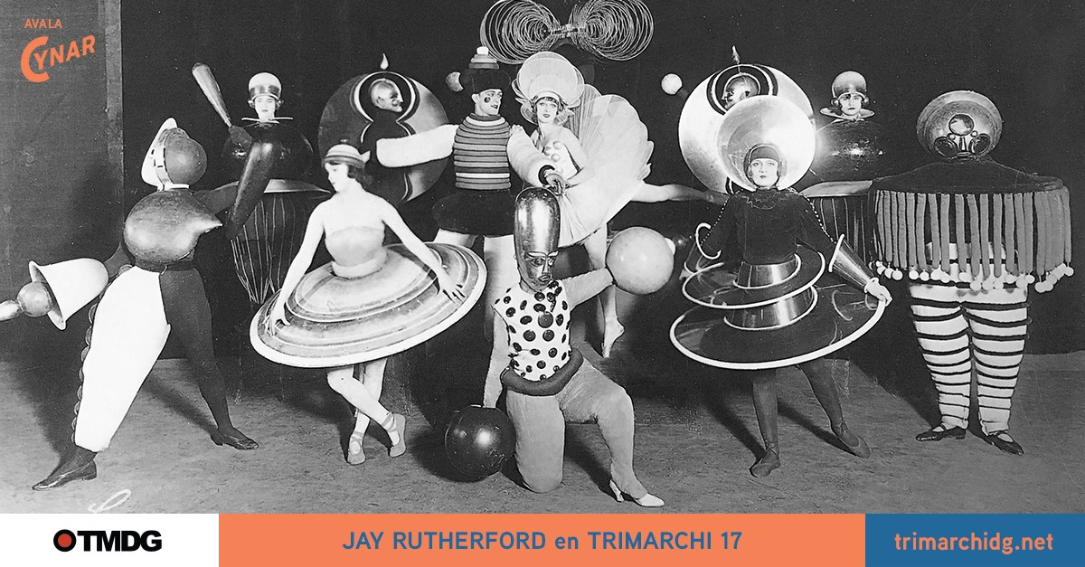 TRIMARCHI JAY RUTHERFORD