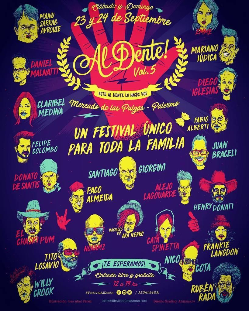 festival aldente volumen 5