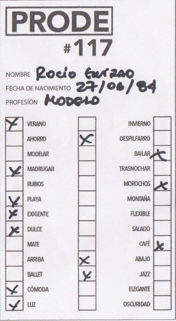 Prode Rocio Guirao Diaz