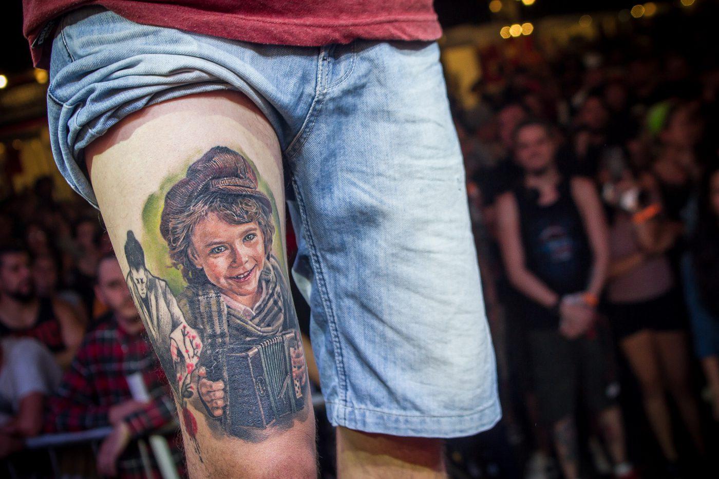 Tattoo show 2018