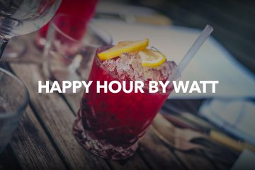 happy hour by watt