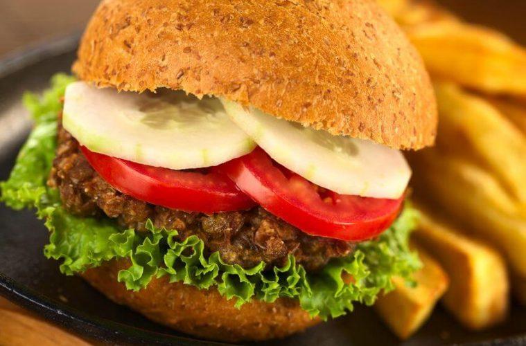 watt, hamburguesas veganas
