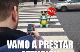 revista watt, pokemon go