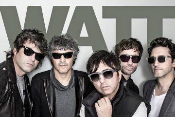 Babasónicos - Revista Watt 107