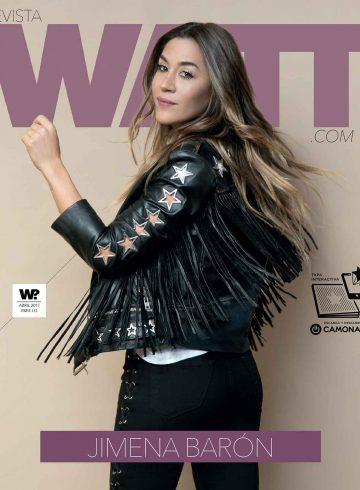 Tapa Revista Watt 112