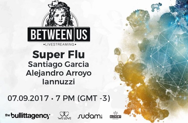 SUPER FLU BETWEEN US