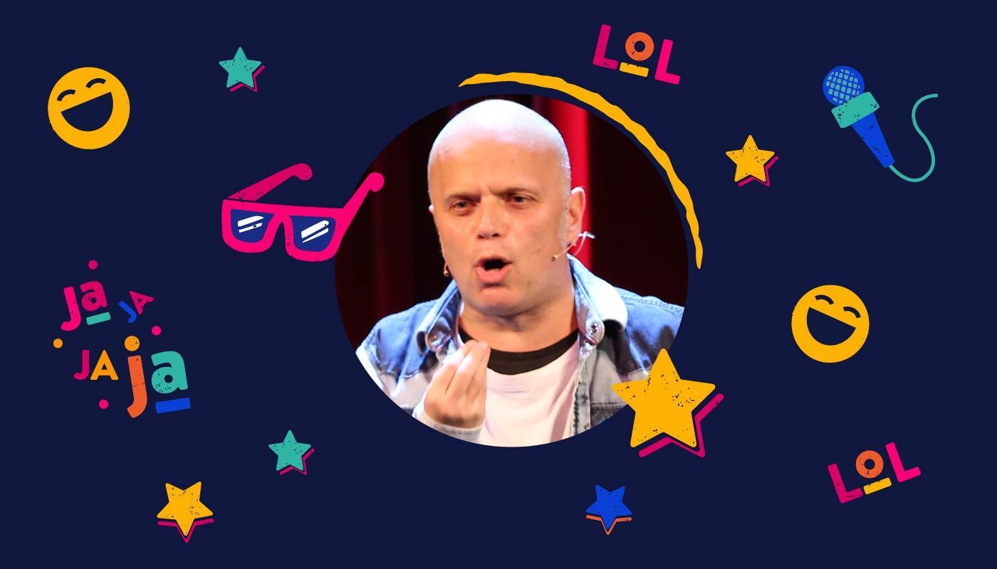 Comedy Central Fest Argentina sebastian wainraich