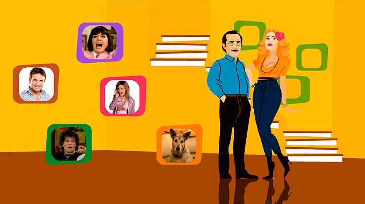 TBTV CASADOS CON HIJOS