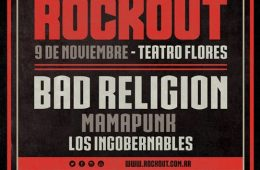ROCKOUT BAD RELIGION