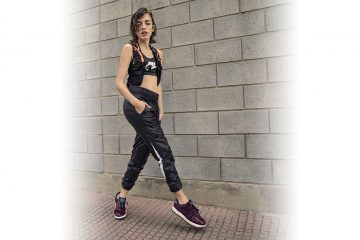 BELEN CHAVANNE NIKE FORCE IS FEMALE