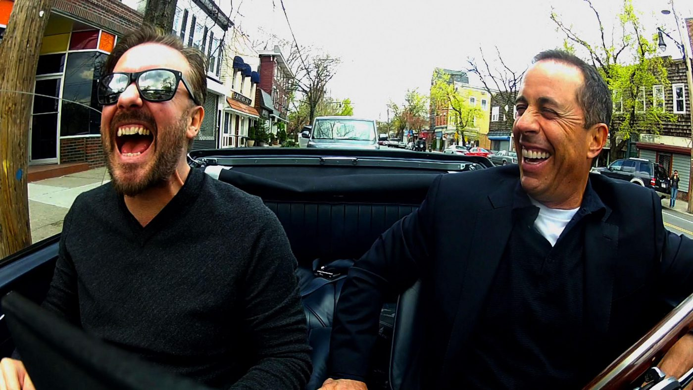 COMEDIANS IN CARS GETTING COFFEE COLLECTIONS