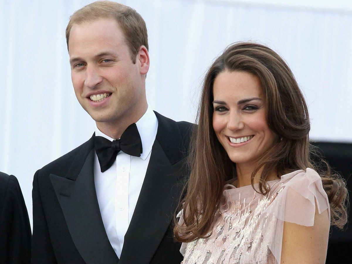 Kate Middleton y William le dieron la bienvenida a su tercer hijo