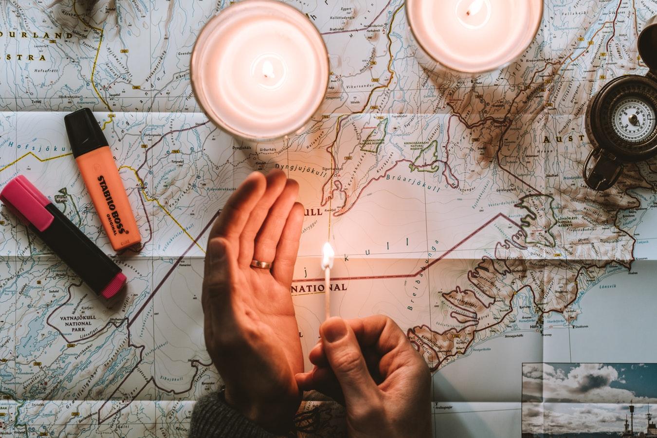 Viajar con amigos
