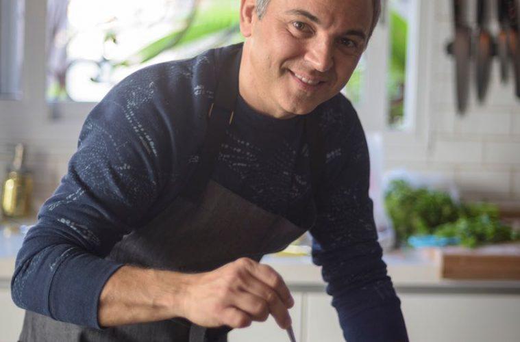 Cristian de Cocinar en Casa. PH. Pompi Gutnisky