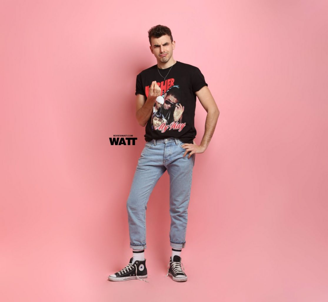 SANTI TALLEDO REVISTA WATT 123 - INFLUENCER